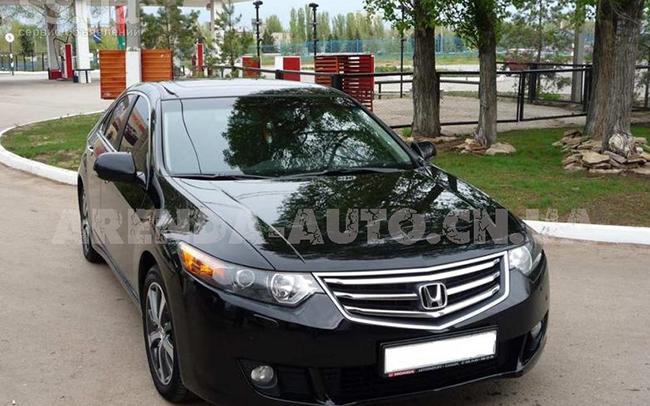 Аренда Honda Accord на свадьбу Чернигов