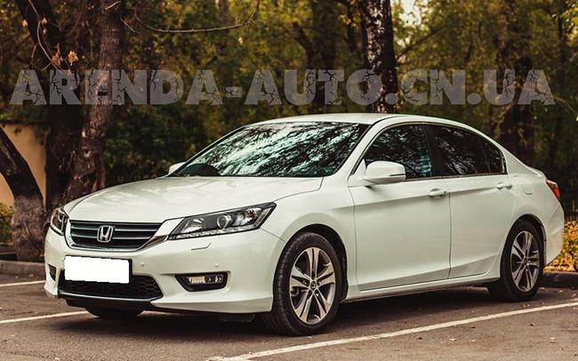 Аренда Honda Accord New на свадьбу Чернигов
