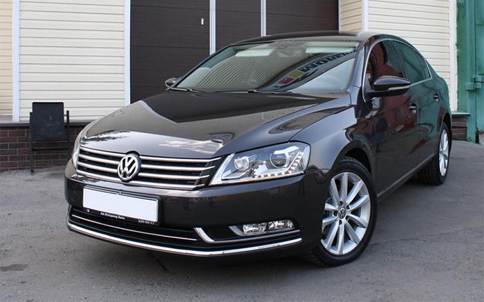 Аренда Volkswagen Passat B7 на свадьбу Чернигов