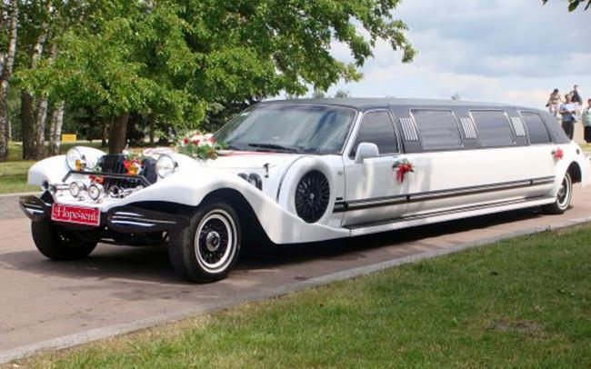 Аренда Лимузин Excalibur на свадьбу Чернигов