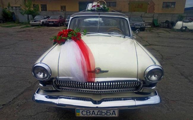 Аренда Ретро ГАЗ 21